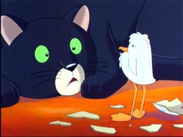 I gatti nei cartoni animati cineteatro stella