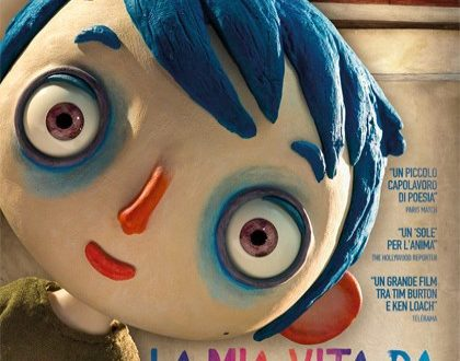Cine 4 – La mia vita da zucchina