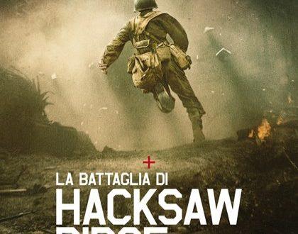 Cine 4 – La battaglia di Hacksaw Ridge