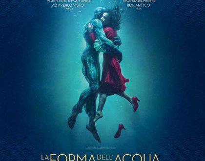 Cine 4 – La forma dell'acqua -The shape of water